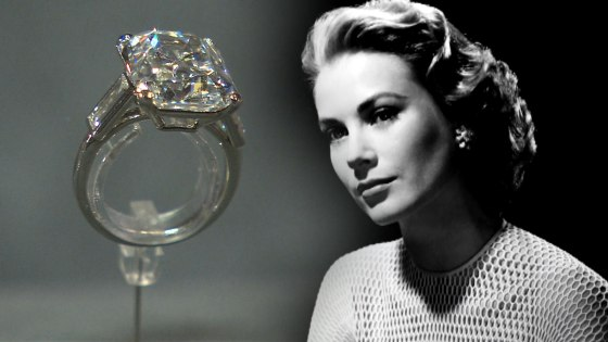 grace kelly 39 s engagement ring