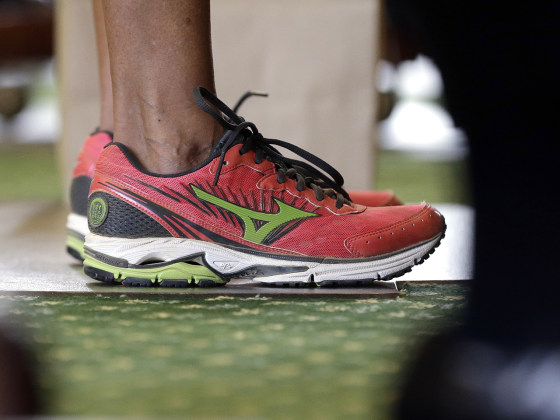 Wendy Davis Running Shoes