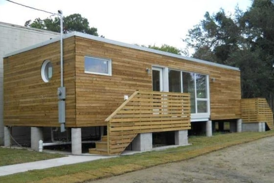 Modular home modular homes out shipping containers - Mobile home container ...