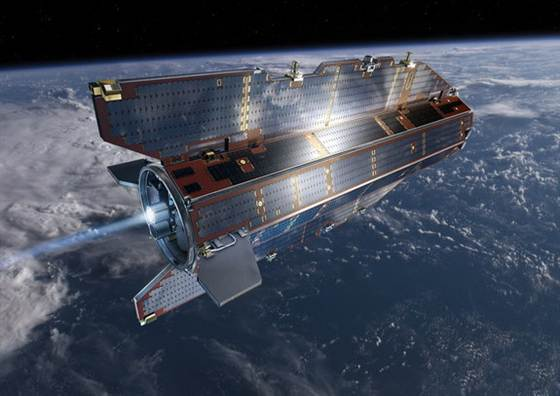 Radio silence: Europe's GOCE satellite falls to its fiery doom