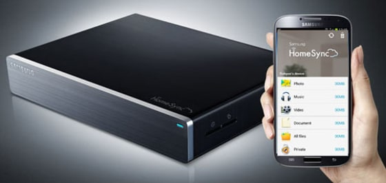 Samsung HomeSync
