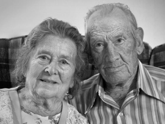Floyd Nordhagen and Margaret Nordhagen