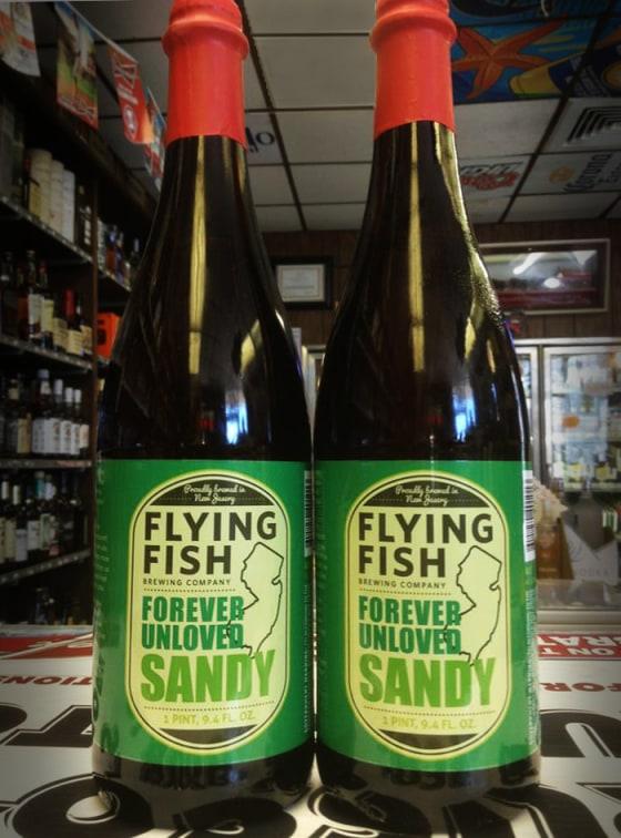 Forever unloved Sandy beer