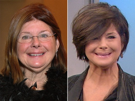 Ambush Makeover gives 60-year-old a very happy birthday - TODAY.com