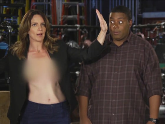 Tina Fey's body parts catch KLG and Hoda's attention
