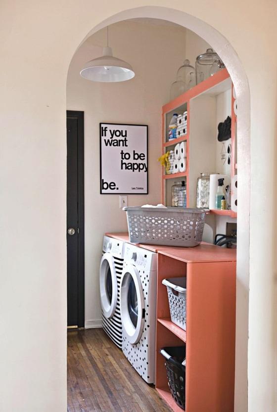 Elsie Larson's laundry room