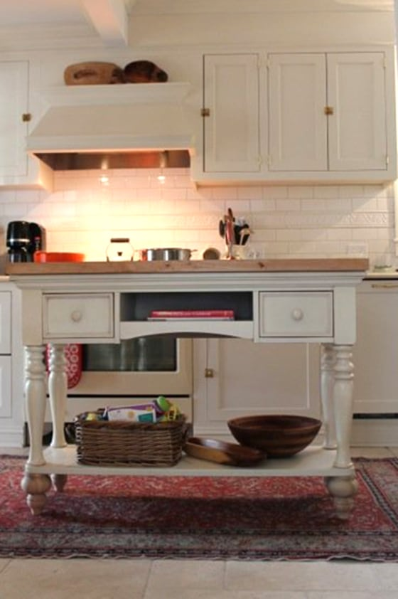 Add Extra Counter Space With These 5 D I Y Kitchen Islands