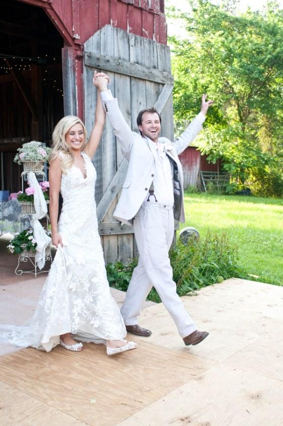 Myers' wedding