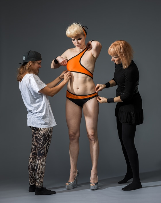 Making of Monokini