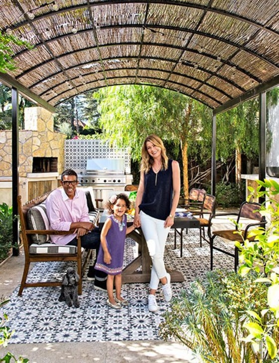 Ellen Pompeo Unveils Her California Home For Architectural