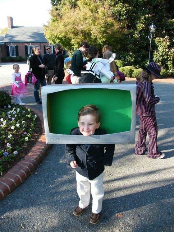 Halloween Costume For 2 Year Old Boy