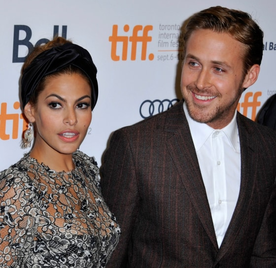Eva Mendes and ryan gosling daughter