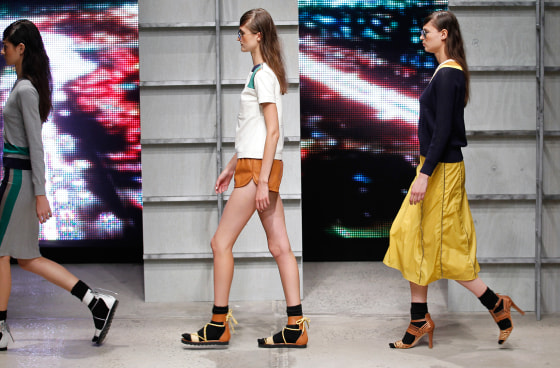 Socks with sandals: fall fashion do or don't even think about it?