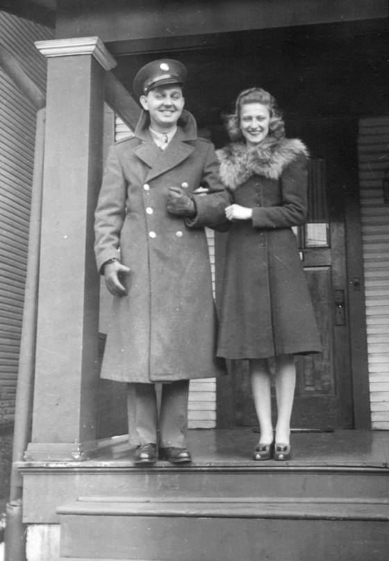 IMAGE: Chester and Helene Gryzwinski