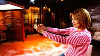 Savannah Guthrie selfie
