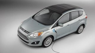 Ford will bring its prototype C-Max Solar Energi to the Consumer Electronics Show in Las Vegas next week.