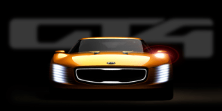 Kia will bring its new GT4 Stinger concept sports car to Detroit's North American International Auto Show.