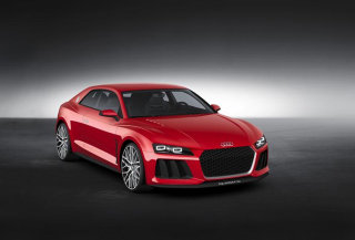 High-tech cars like Audi's Sport Quattro Laserlight will be in the spotlight at the upcoming Consumer Electronics Show in Las Vegas.