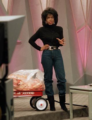 Oprah Winfrey Fat