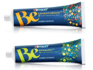 Crest chocolate toothpaste