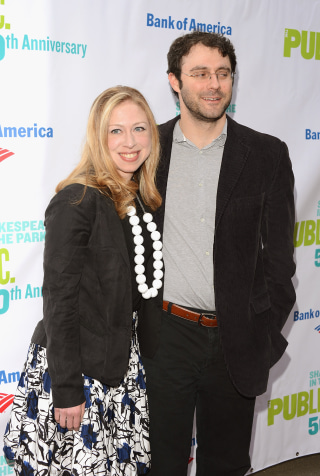 Chelsea clinton gives birth to baby girl today com