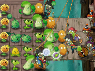 Game Plants Vs Zombies2