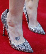 Michelle Beadle Heels What I Wore TOD...