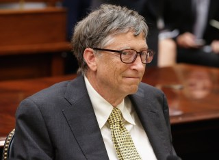 """Poor countries are not doomed to stay poor,"" Bill Gates says in his annual newsletter for the Bill & Melinda Gates Foundation."