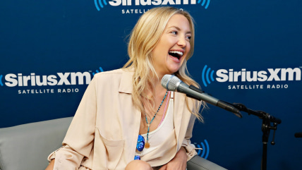 Image: SiriusXM's Unmasked Special With Zach Braff And Kate Hudson