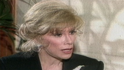Joan Rivers' 1983 TODAY interview