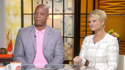 Darryl Strawberry and Tracy Strawberry