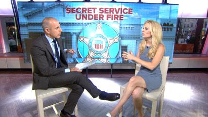 Former Secret Service agent