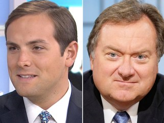 Alt image: Luke Russert and Tim Russert