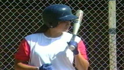 Victoria Brucker was the first American girl to ever play in the Little League World Series in 1989