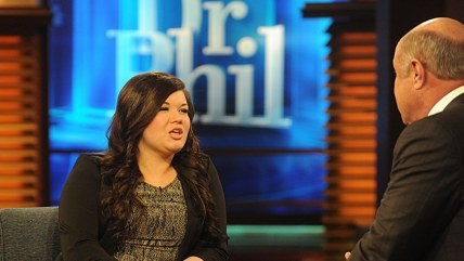 Image: Amber Portwood on Dr. Phil