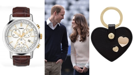 Gifts we hope Will and Kate got each other