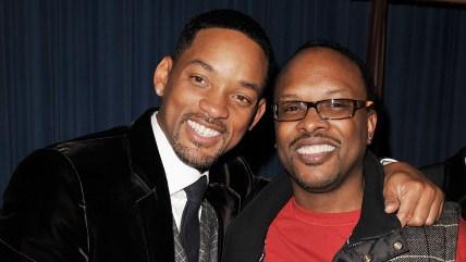 Image: Will Smith and DJ Jazzy Jeff