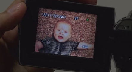 pictures in missing camcorder