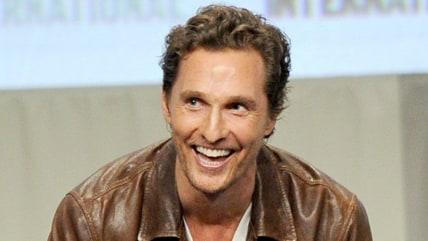 Image: Matthew McConaughey