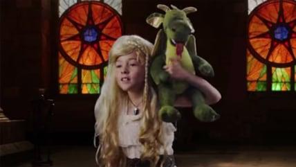 Kids Re-enact Emmys
