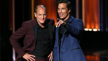 Image: Woody Harrelson and Matthew McConaughey