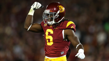 USC senior Josh Shaw risked injury to save his young nephew from potentially drowning this past weekend.