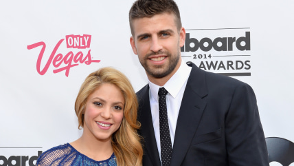 Image: Shakira and Gerard Pique