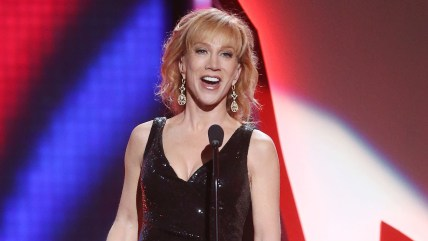 Image: Kathy Griffin