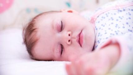 baby, sleep, crib, infant, nap