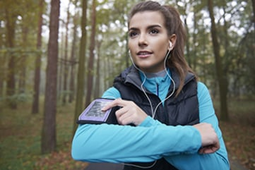 My favourite playlist for running; Shutterstock ID 228520771; PO: TODAY.com