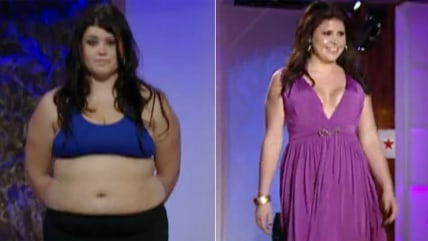 """Biggest Loser"" transformations"