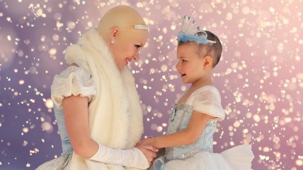 Fairy tale photo shoot
