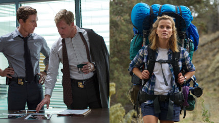 """Matthew McConaughey and Woody Harrelson were nominated for """"True Detective,"""" and Reese Witherspoon was nominated for """"Wild."""""""