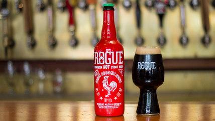 Image: Rogue Sriracha beer